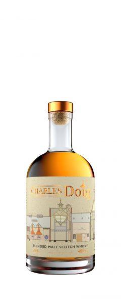 Charles Doig Blended Scotch Whisky Bottle Image